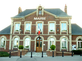 Photo de la mairie d'Isneauville